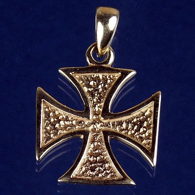 Yellow gold maltese cross pendant at gryphons moon yellow gold maltese cross pendant clearance gold jewelry huge savings clearance mozeypictures Choice Image
