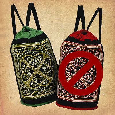 Celtic Backpack