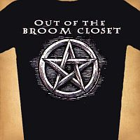 Out of the Broom Closet T-Shirt