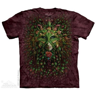 Green Woman T-Shirt