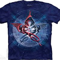 Pentagram Dragons T-Shirt