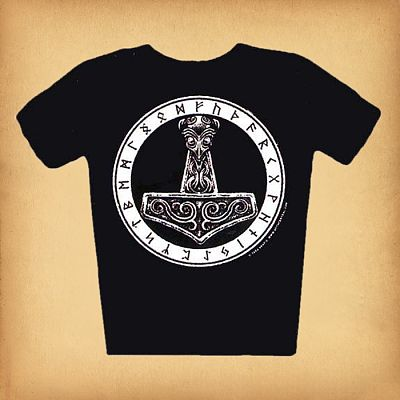 Shop Thors Hammer T Shirt Free Shipping On Orders Over 50 At