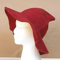 Red Witch Hat