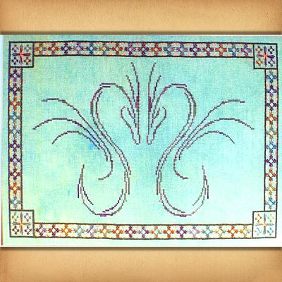 Dragonheart Cross Stitch Pattern