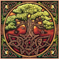 Tree of Life Cross Stitch Pattern