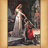 """The Accolade"" Cross Stitch Pattern"