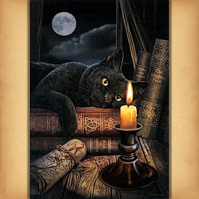 The Witching Hour Cross Stitch Pattern