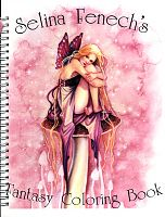 Selina Fenech's Fantasy Coloring Book - Coloring Books, Fairies