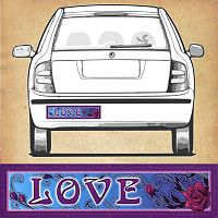 Love - Bumper Sticker
