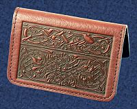 Celtic Beasties Mini Wallet/Card Holder