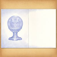 Owl Messenger Greeting Card