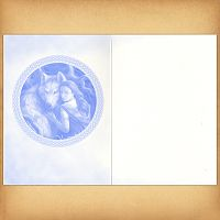 Soul Bond Greeting Card