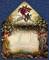 Lady of the Mists Greeting Card - Other Clearance, Clearance