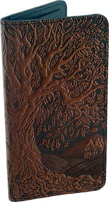 Ancient Oak Tree Checkbook Cover At Gryphon S Moon
