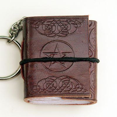 Pentacle Keychain Journal