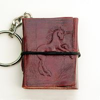 Unicorn Keychain Journal