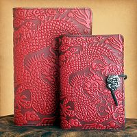 Cloud Dragon Leather Journal