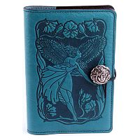 Small Fairy Leather Journal - Leatherbound Journals, Fairies