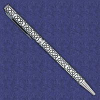 Celtic Braid Pen - Celtic Pens, Journals & Pens
