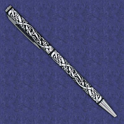 Celtic Dragons Pen - Celtic Pens, Journals & Pens