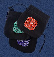 Celtic Bags- Set of Three - Bags