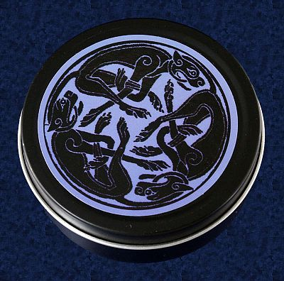 Celtic Dogs Tin - Boxes,