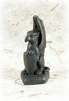 Warwick the Gryphon of Honor - Gryphons, Gryphon & Gargoyle Statuary, Gifts Under $20,