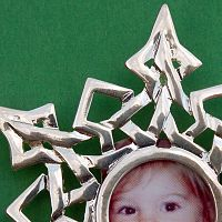 Celtic Photo Snowflake