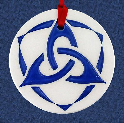 Trinity Knot Ornament - Other Clearance, Clearance