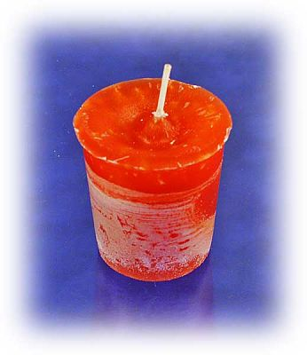 Housewarming Votive Candle - Votive Candles, Reiki Candles, Candles, Altar Accessories
