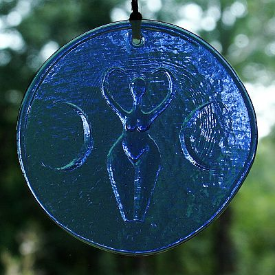 Goddess Suncatcher