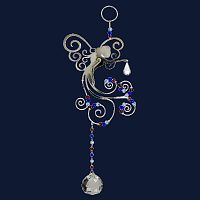 Fairy Crystal Wonders Suncatcher