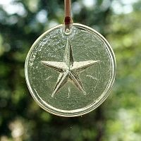 Starlight Ornament - Ornaments, Suncatchers, Stars, Christmas in July