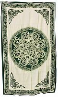 Circle Knot Tapestry - Tapestries & Bedspreads, Knotwork