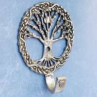 Celtic Tree Wall Hook