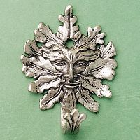 Greenman Wall Hook