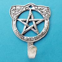 Pentacle Wall Hook