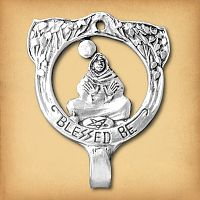 Pagan Wall Hook - Pagan Jewelry, Celtic Jewelry, Handmade Cloaks, and more.