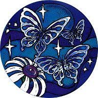 Butterfly Dream Window Sticker
