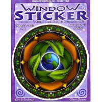 Conservation Window Sticker - Window Stickers