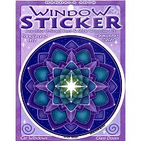 Star Seed Window Sticker - Window Stickers, Moons & Stars