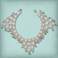 Silver-tone Belly Dance Anklet With Bells