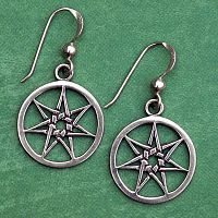 Fairy Star Earrings
