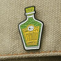 Empathy Bottle Enamel Pin