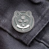 Magic Cat Enamel Pin