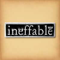 Ineffable Enamel Pin