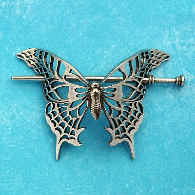 Butterfly Stick Barrette