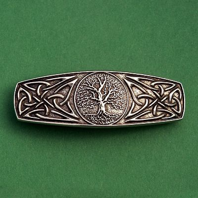 World Tree Barrette