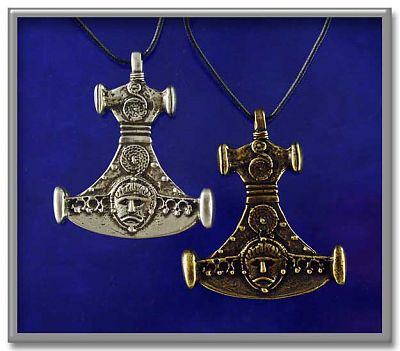 Warrior's Thor's Hammer - Bronze - Clearance Jewelry, Clearance