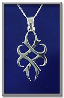 Tribal Pendant - Celtic Pendants, Claddagh Pendants and much more!, Tribal Design